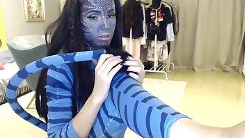 CrazyM_ Avatar Cosplay - MFC CrazyTeam_ CrazySySy webcam
