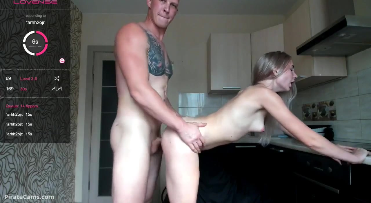 Mom Shows Daughter Anal