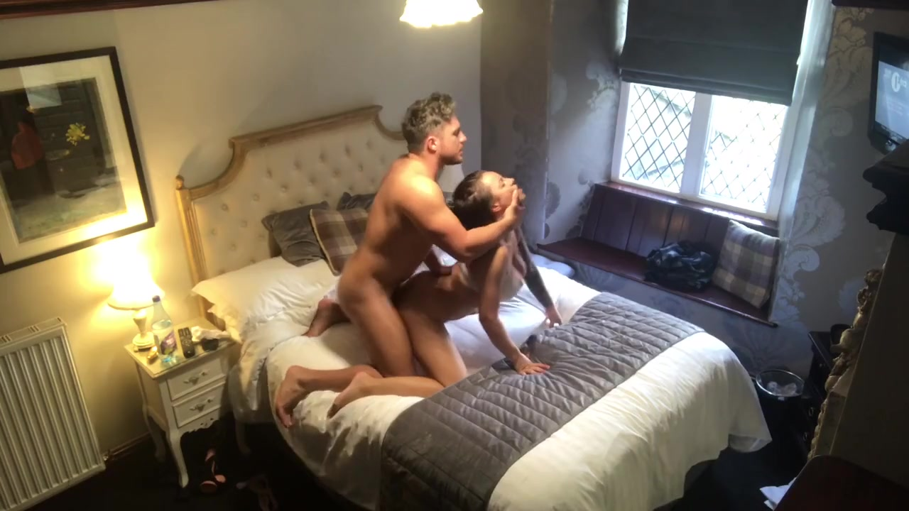 Couple Riding Hidden Camera