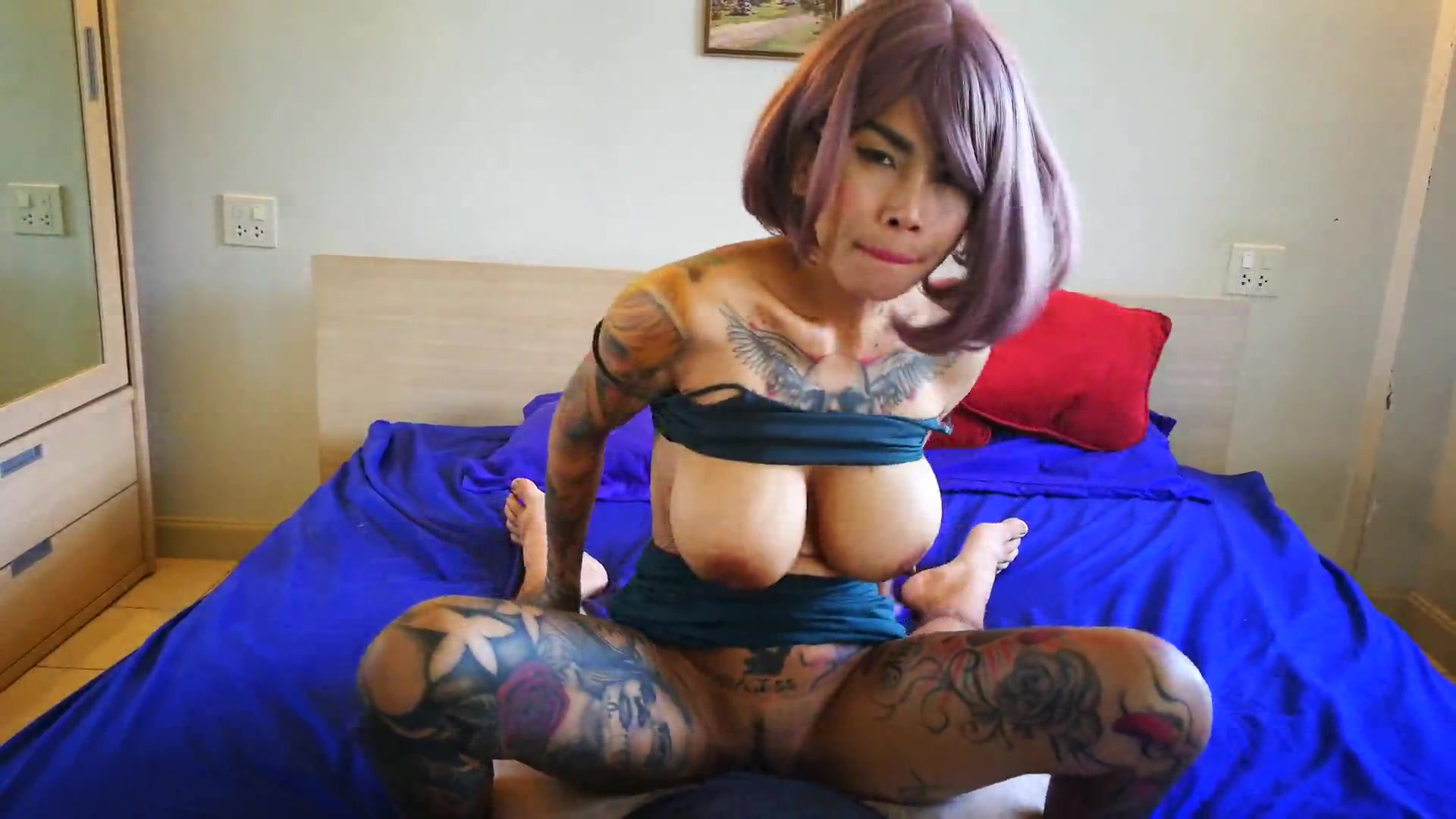 Big Tit Sister Creampie Pov